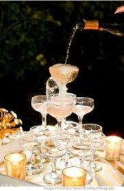 Champagne Cascade